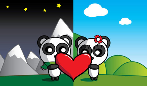 Panda Love - Applications from Chalvantzis